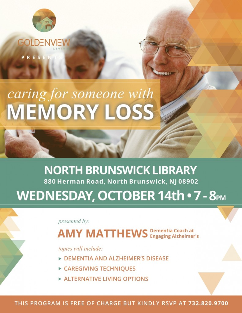 north brunswick library flyer